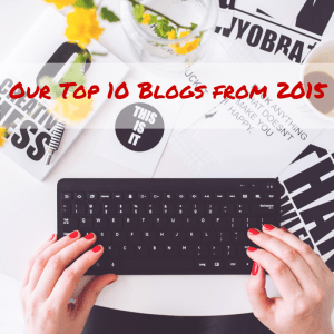 Namtek Consulting Services' Top 10 Blogs from 2015