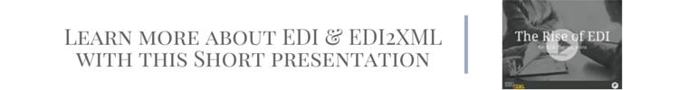 EDI presentation CTA