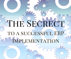 ERP Implementation Success