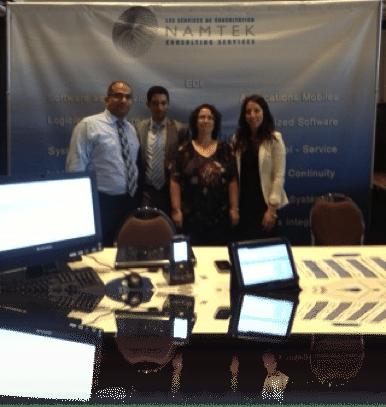 Namtek Consulting Services Team | Paul Namroud | Hamza Mghafri | Carla Sturman | stephany Khoury