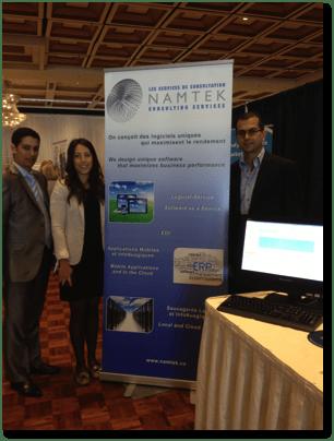 Namtek Consulting Services Team | Pierre Namroud | Hamza Mghafri | stephany Khoury