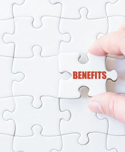 EDI-benefits