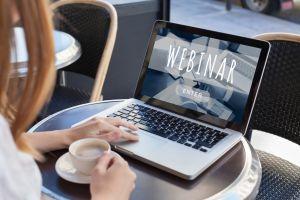 end user training webinar, internet education