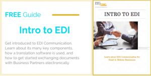 Free EDI Guide CTA