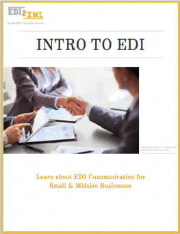 Intro to EDI