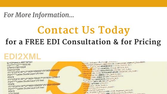 Free EDI consultation