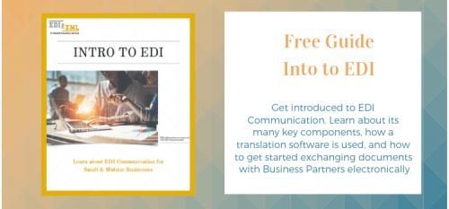 Free Guide Intro to EDI