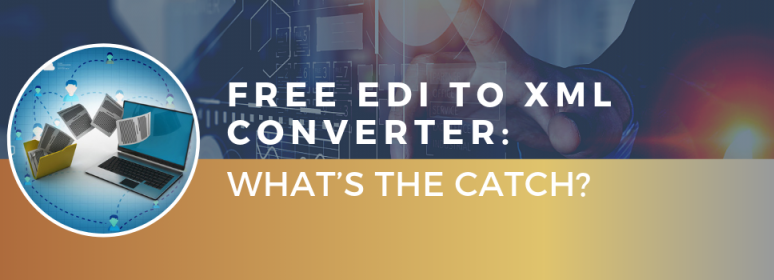 EDI to XML converter free
