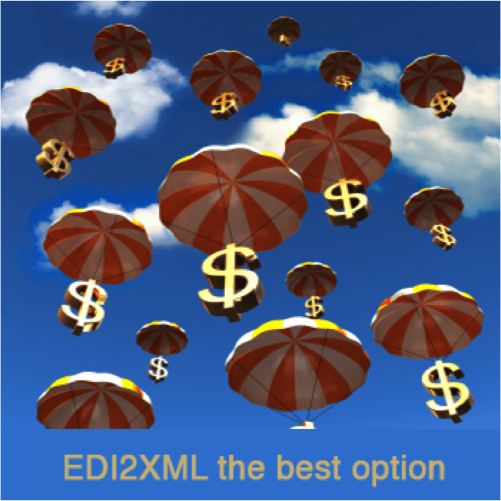 EDI2XML the best option