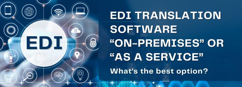 EDI-as-a-services