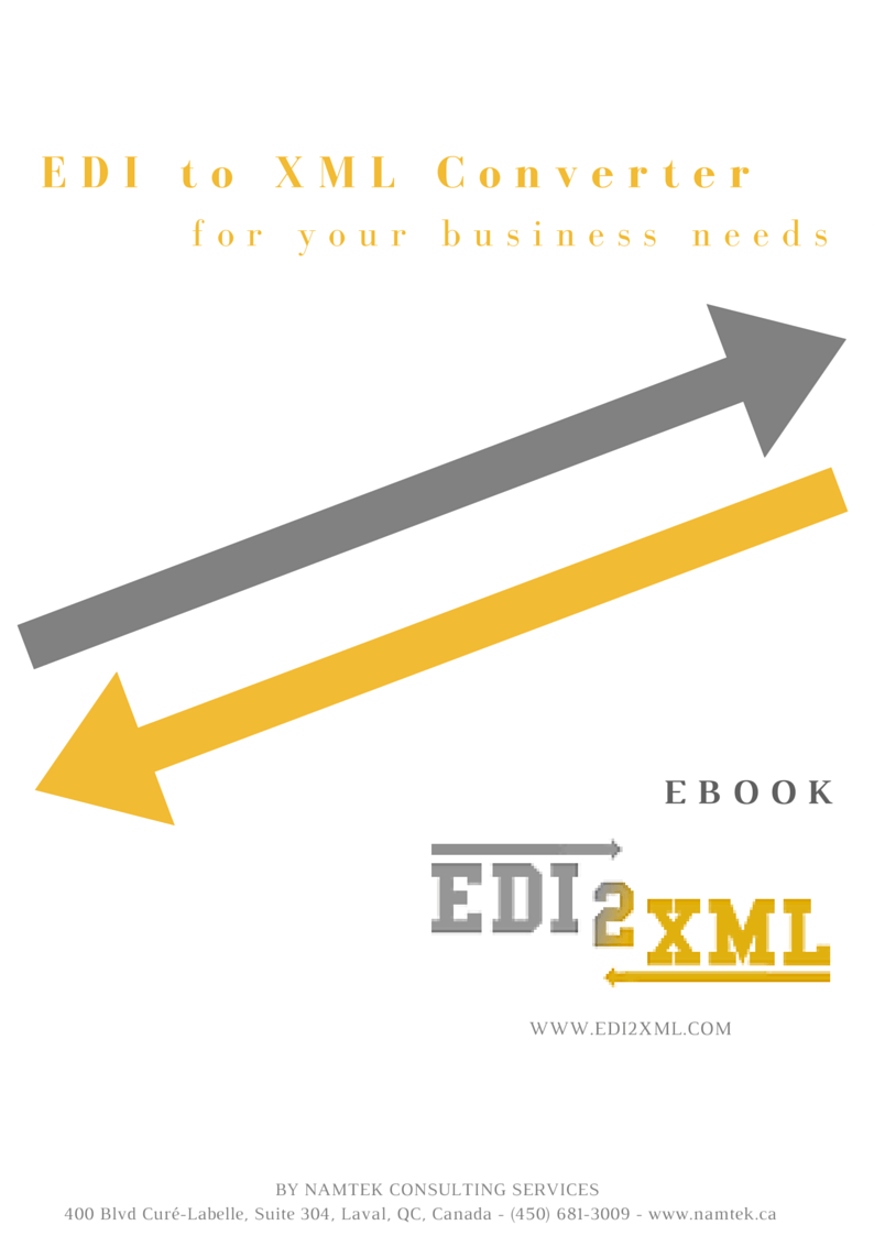 EDI to EXL Converter for your business needs