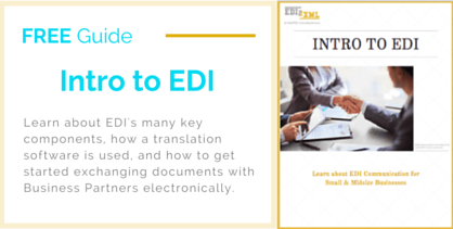 Free Guide Intro to EDI