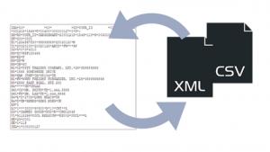 Conversion EDI X12, EDIFACT, CSV, XML