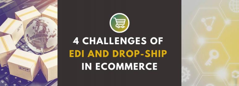 edi and drop-shipping in e-commerce