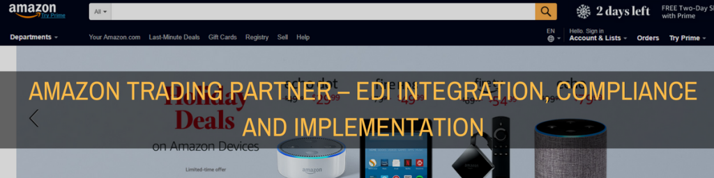 Amazon-EDI Integration