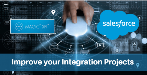 Magic xpi and Salesforce Integration