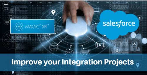 Magic xpi and Salesforce Integration