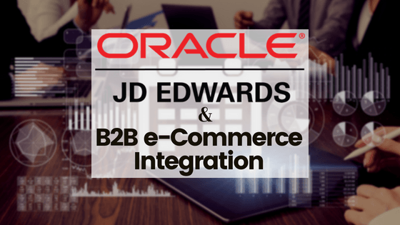 Oracle JD Edwards Integration