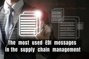 Top EDI messages