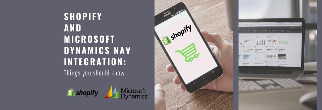 Shopify integration