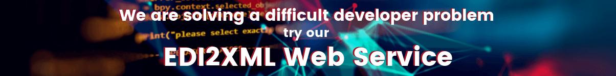 EDI web Service