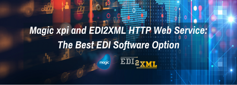 EDI web services and Magic xpi