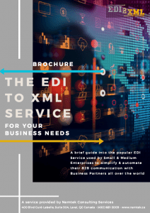 Free EDI to XML Brochure