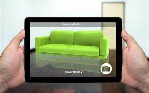 e-commerce trends Augmented reality