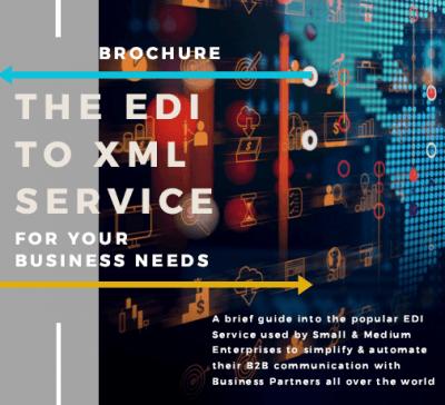 Free EDI2XML Brochure