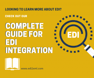 EDI Integration Guide