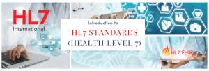 HL7-Health Standards