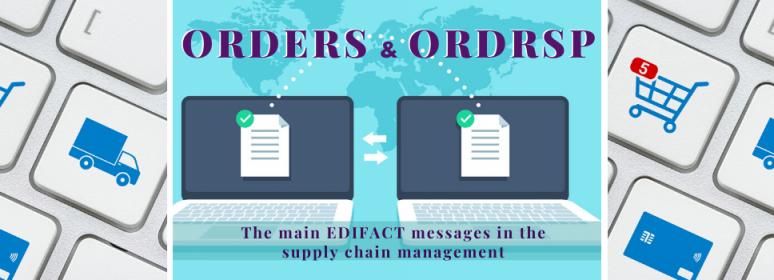 EDIFACT EDI integration ORDES ORDSHIP