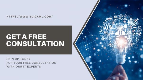 Free EDIFACT consultation