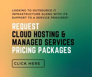 Cloud hosting price