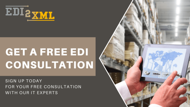 EDI for supply chain free consultation