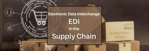 EDI in Supply chain management