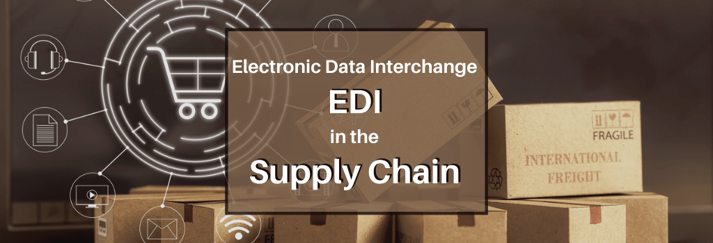 EDI in Supply chain management