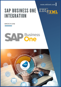 SAP B1 Integration brochure