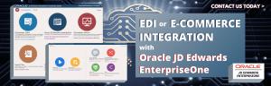 JDE Integration with ecommerce