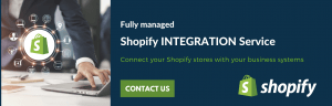 Shopify Integration with ERP and CRM