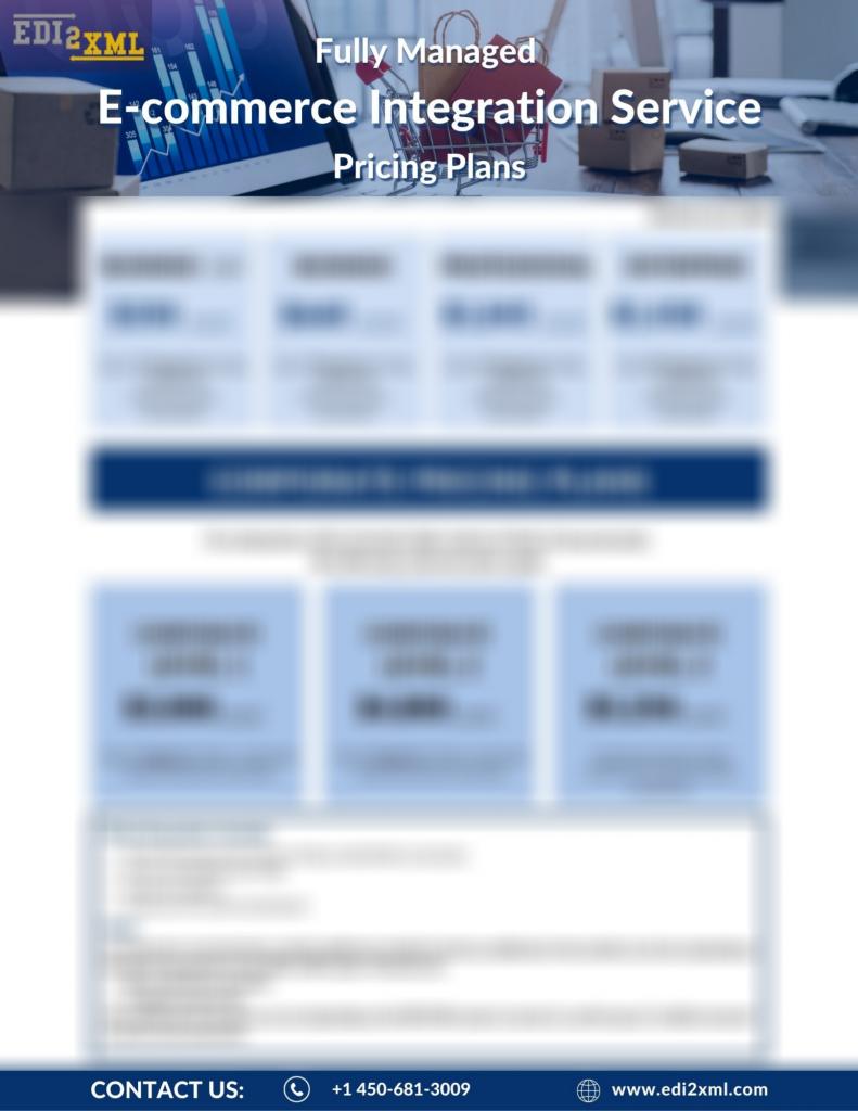 edi2xml e-commerce integration price