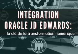 Intégration JD Edwards