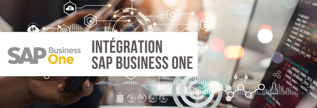 Intégration SAP