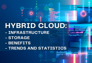 Hybrid Cloud: Infrastructure, Storage, Benefits, Trends and Statistics